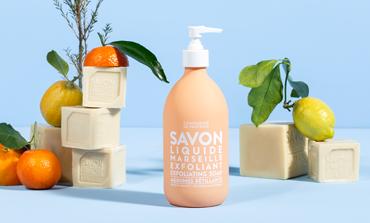 COMPAGNIE DE PROVENCE - Liquid Exfoliating Marseille Soap