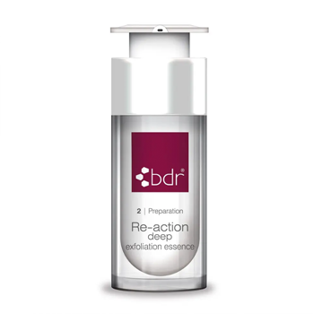 bdr - beauty defect repair Re-Action deep skin refiner