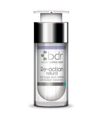 bdr - beauty defect repair Re-Action natural skin refiner