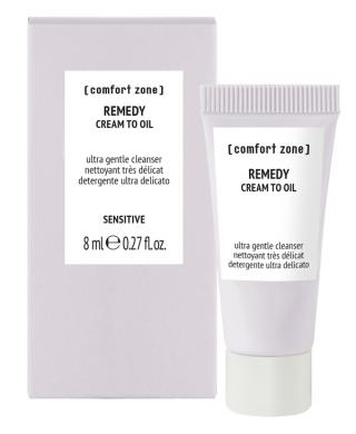 comfort zone Remedy Cream To Oil 8 ml Reisegröße