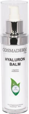 COSMADERM Hyaluron Balm de Luxe - bitte ml Größe auswählen