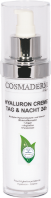 Cosmaderm Hyaluron Tag- & Nachtcreme de Luxe 100 ml