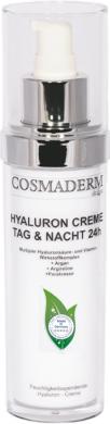 COSMADERM Hyaluron Tag- & Nachtcreme de Luxe - bitte ml Größe auswählen