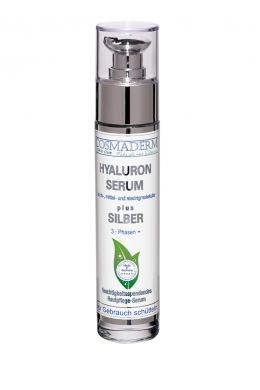 Cosmaderm Hyaluron Serum Silber  50 ml