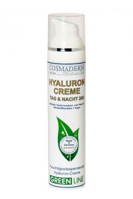 Cosmaderm Hyaluron Tag-und Nachtcreme 24 h 100 ml