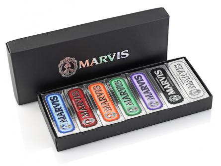 Marvis 7 Flavours - bitte ml Größe auswählen