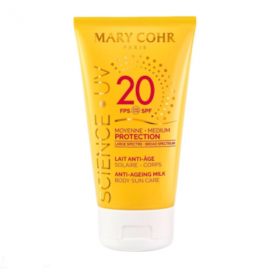 Mary Cohr New Youth LSF 20 Anti Aging Körpermilch