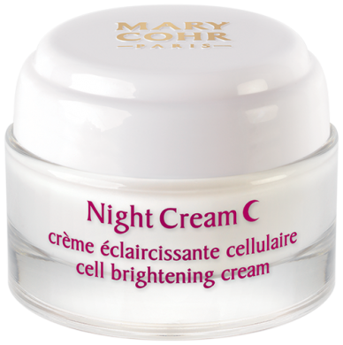 Mary Cohr SWhite Night Cream