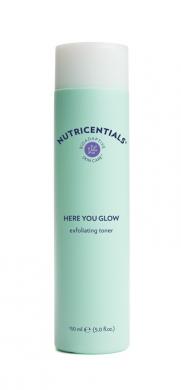 Nu Skin Nutricentials Here You Glow Exfoliating Toner