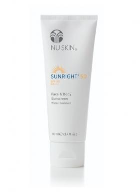 Nu Skin Sunright 50 Face & Body
