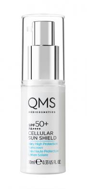 QMS Medicosmetics Cellular Sun Shield SPF 50 PA+++ 10 ml Reisegröße