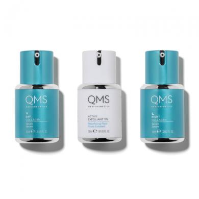 QMS Medicosmetics Collagen System 3-step Routine Set