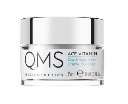 QMS Medicosmetics ACE Vitamin Day & Night Cream 15 ml Reisegröße