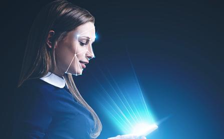 Digital Aging: Die Folgen von blauem Licht