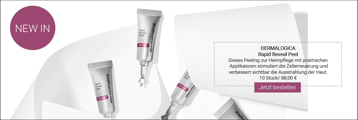 NEW IN: Dermalogica Rapid Reveal Peel
