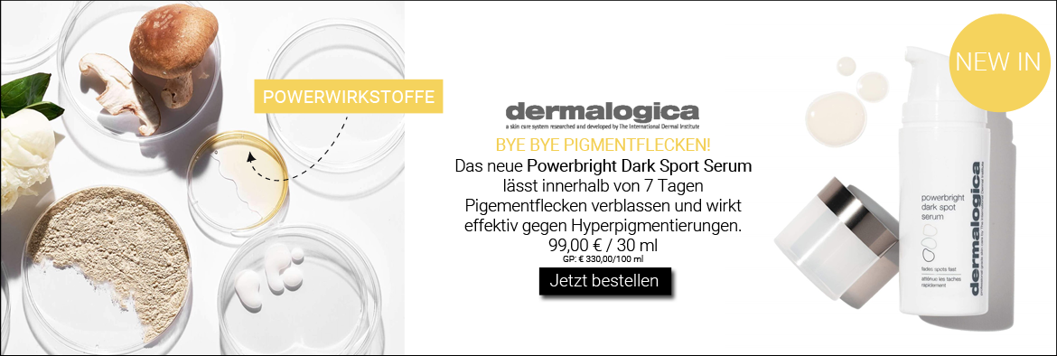 NEW IN: DERMALOGICA POWERBRIGHT DARK SPOT SERUM
