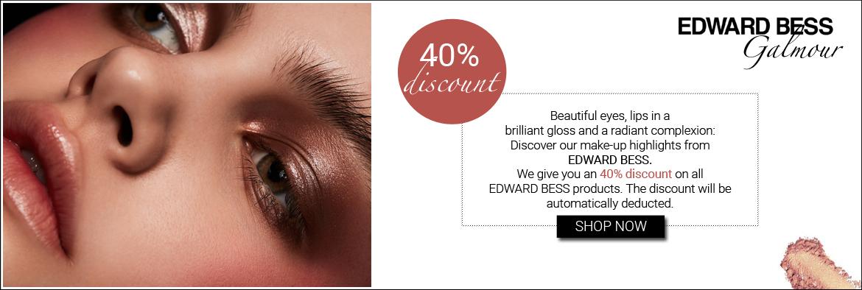40% EDWARD BESS RABATT