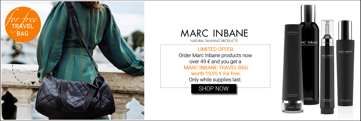GRATIS: MARC INBANE TRAVEL BAG