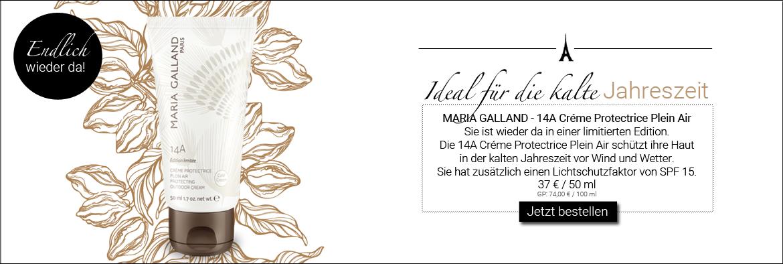 NEW IN: MARIA GALLAND - 14A CRÈME PROTECTRICE PLEIN AIR