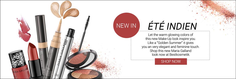 NEW IN: Make-Up Look Èté Indien