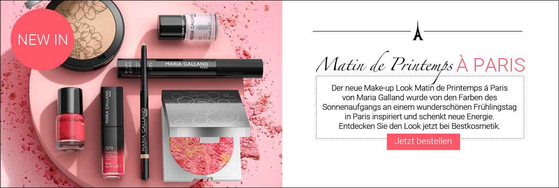 NEW: Maria Galland Make-Up Look