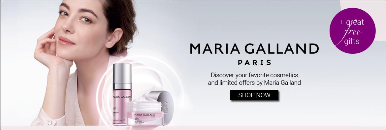 DISCOVER MARIA GALLAND