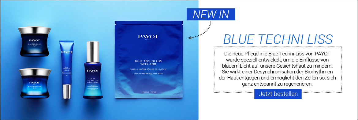 NEW IN: Payot Blue Techni Liss
