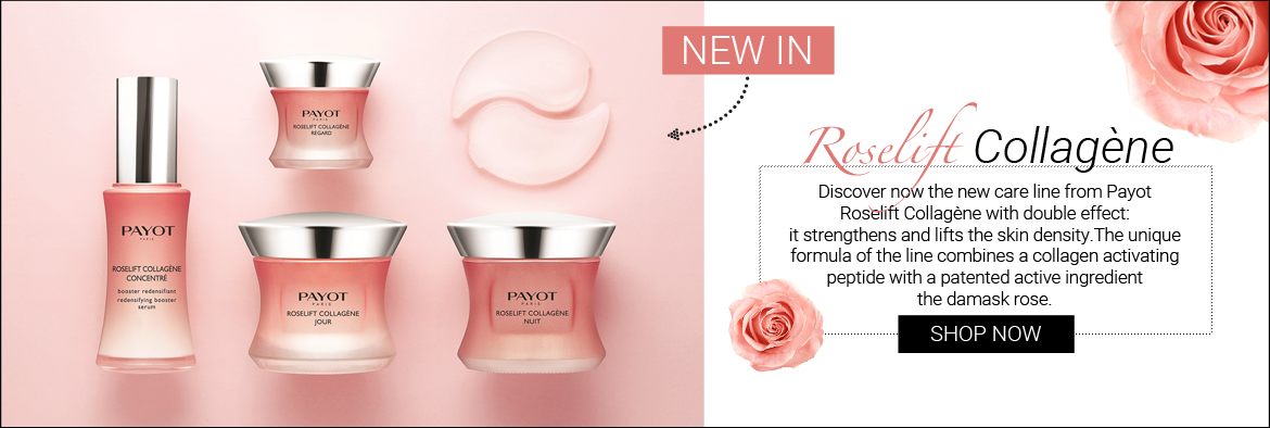 NEW IN: PAYOT - ROSELIFT COLLAGEN