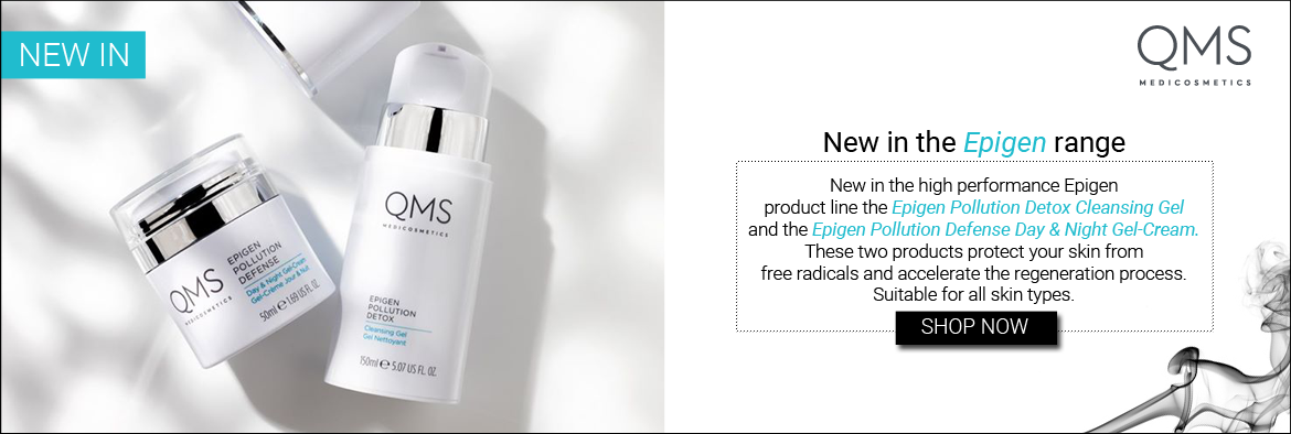 NEW IN: QMS MEDICOSMETICS EPIGEN