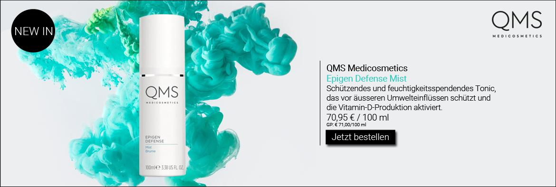 NEW IN: QMS MEDICOSMETICS MIST