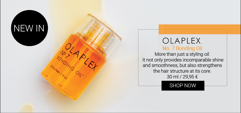 NEW IN: OLAPLEX NO.7