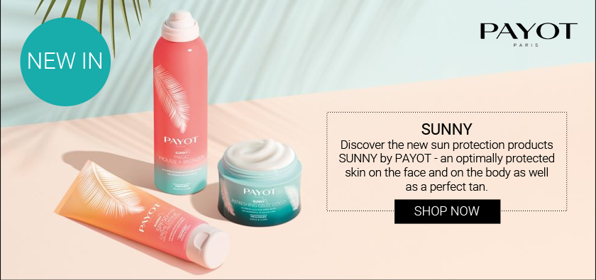 NEW IN: SUNNY SUN CARE BY PAYOT