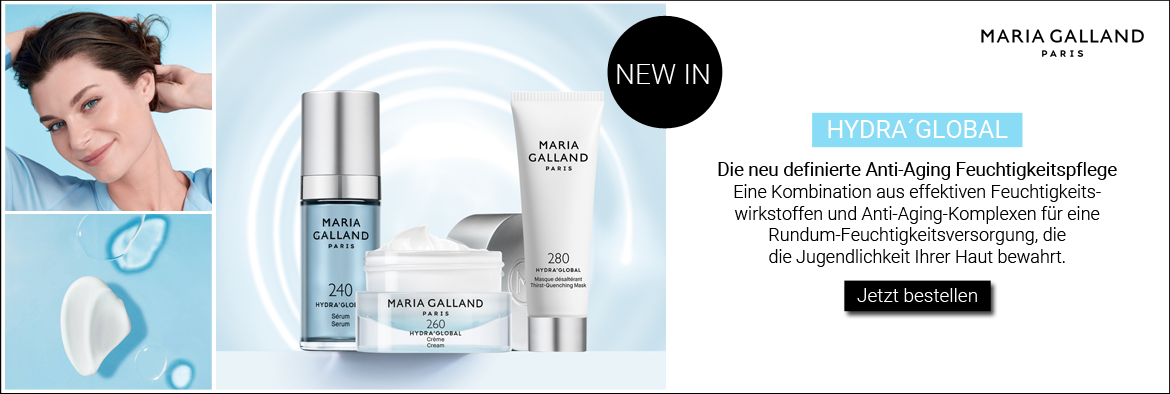 NEW IN: MARIA GALLAND HYDRA GLOBAL