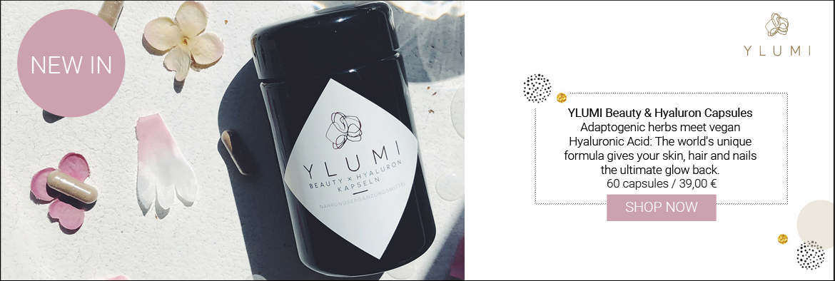 NEW IN: YLUMI Beauty x Hyaluron Capsules
